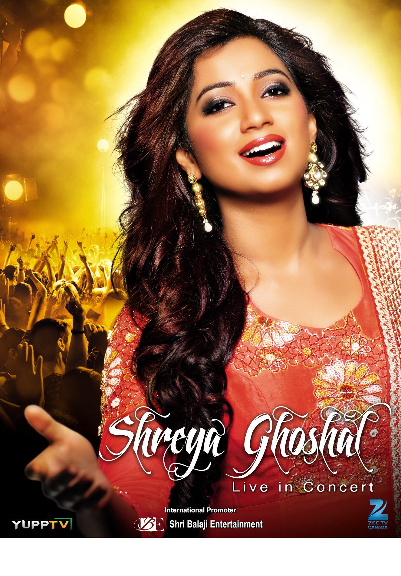 SHREYA LIVE IN CONCERT NEW ZEE